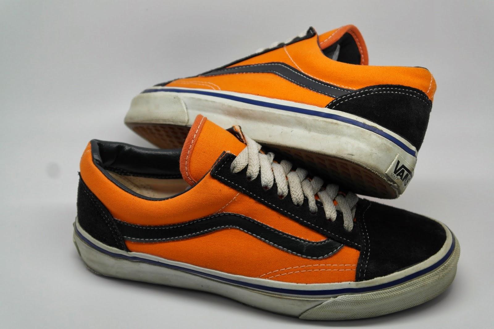 neon orange vans - sochim.com 1914ffd9e
