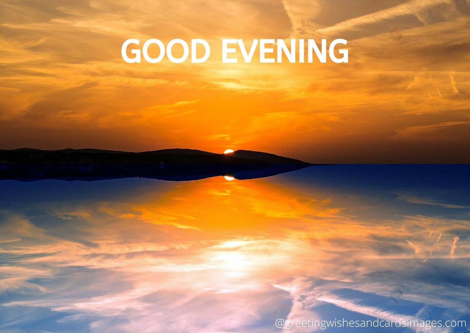 Beautiful Good Evening Images 2020