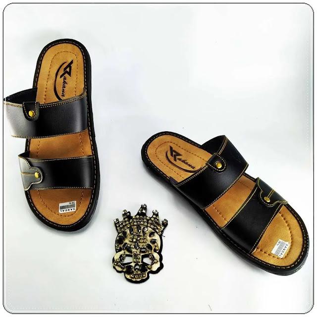 Pusat Sandal Pria Imitasi Kulit Termurah - Sandal ZL Pria CPC