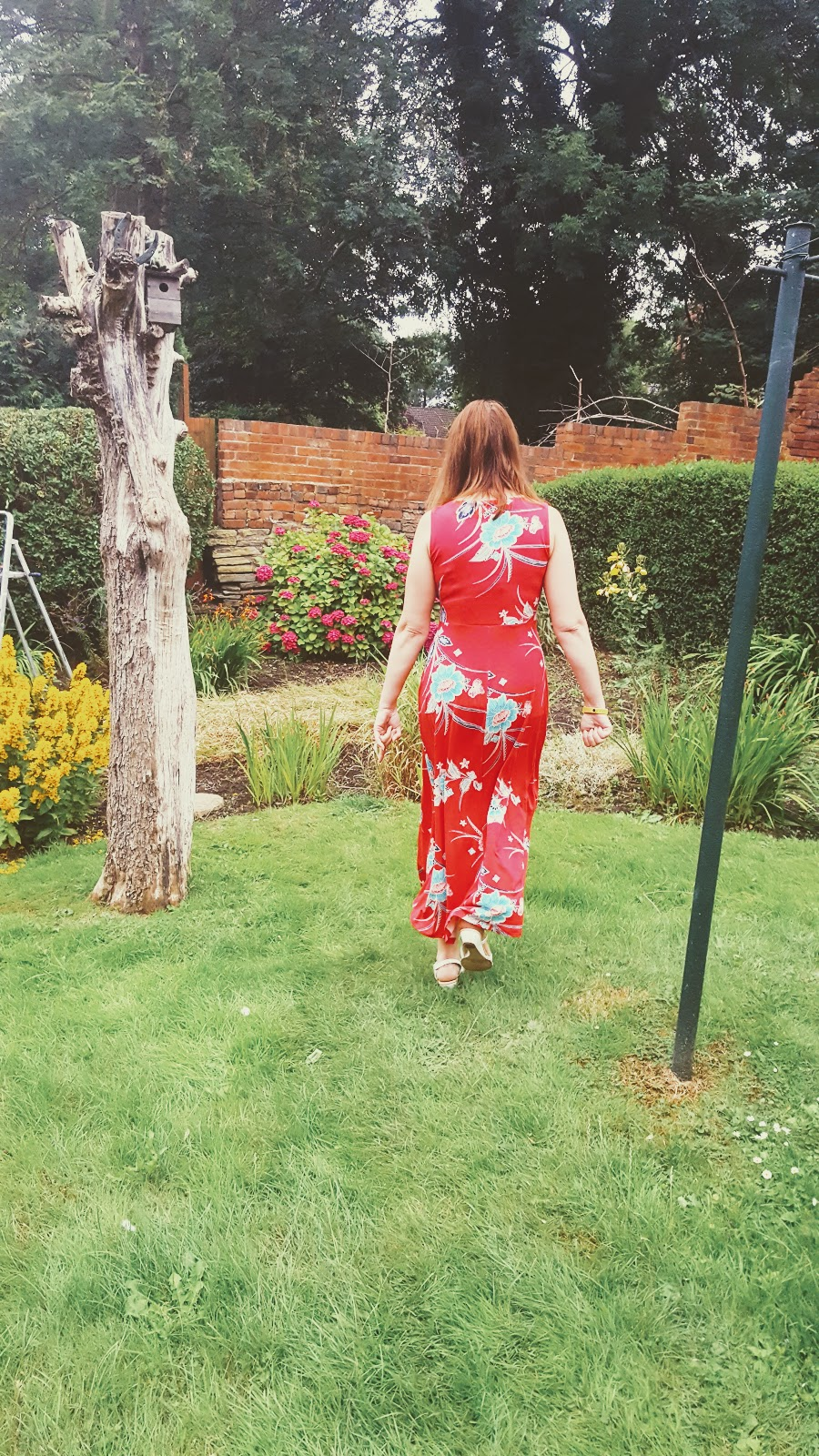 A New Maxi Dress For Summer