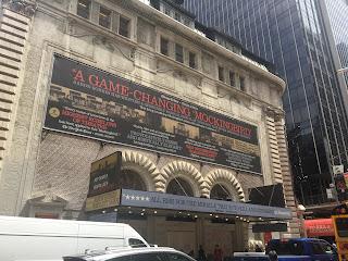 Game Changing Mockingbird Sign Broadway