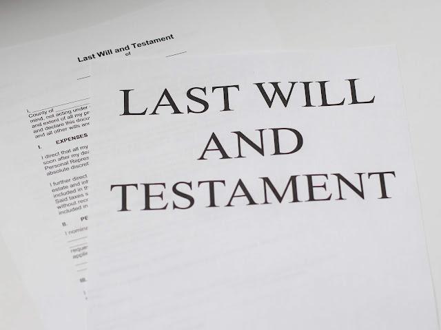 Testamento otorgado en tiempo de epidemia