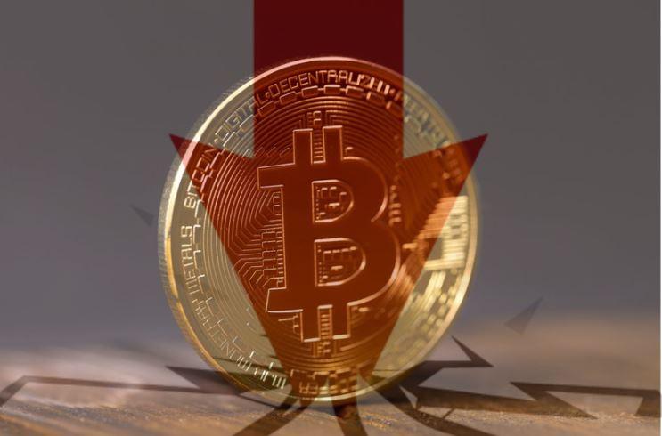 kripto paralarda düşüş yaşanıyor