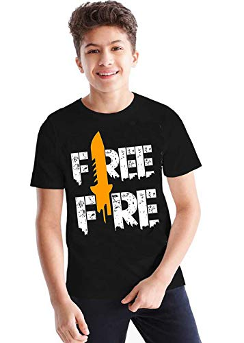 free fire t-shirts