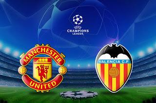 Валенсия – Манчестер Юнайтед прямая трансляция онлайн 12/12 в 23:00 по МСК.