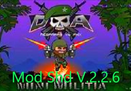 Best Mods 2020.Mini Militia Mod Shd 5 3 1 Download Latest Version 2020
