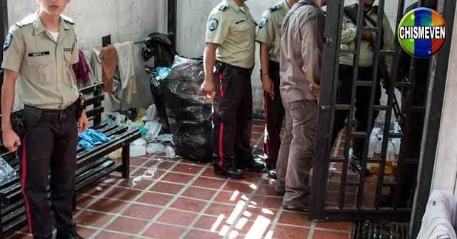Cuatro ladrones con mala suerte detenidos en Chacao a Fin de Año