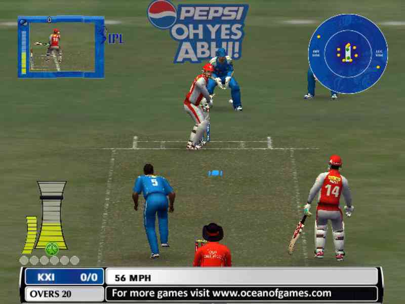 EA Sports Cricket 2008 Free Download PC Game Full Version