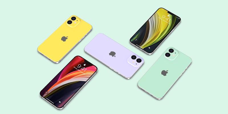 iPhone 12 mini maroc