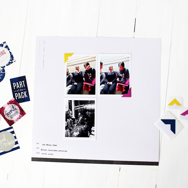 Kim Jeffress for Heidi Swapp Storyline collection