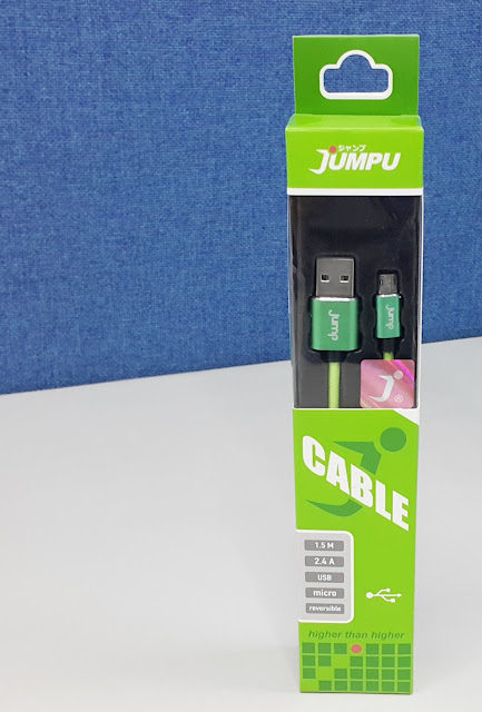 a photo of JUMPU MICRO Reversible Cables