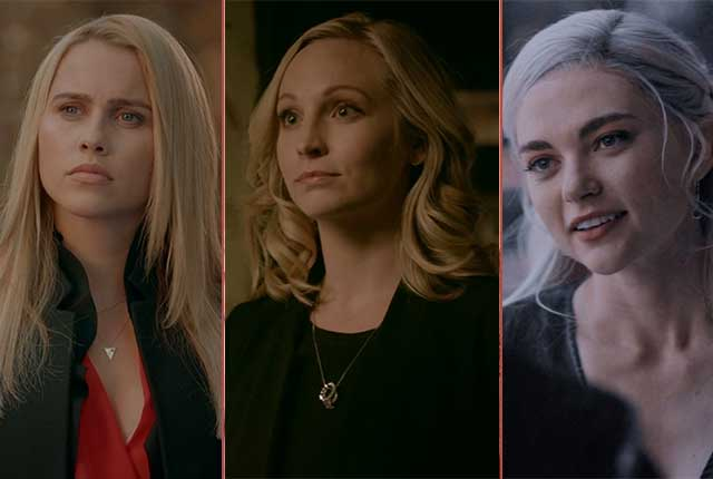 The Vampire Diaries: Which Blonde is Going to Plan Your Wedding