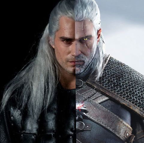 How The Witcher Author Feels About Henry Cavill's New Netflix Series