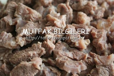 dana kemik et yemekleri tarifleri
