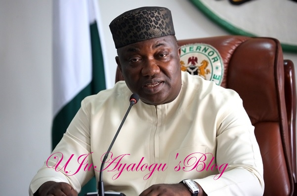 Insecurity: Gov. Ugwuanyi summons emergency security meeting as catholic priests protest