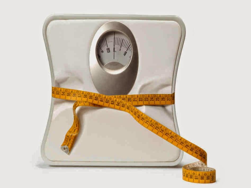 balance et perte de poids