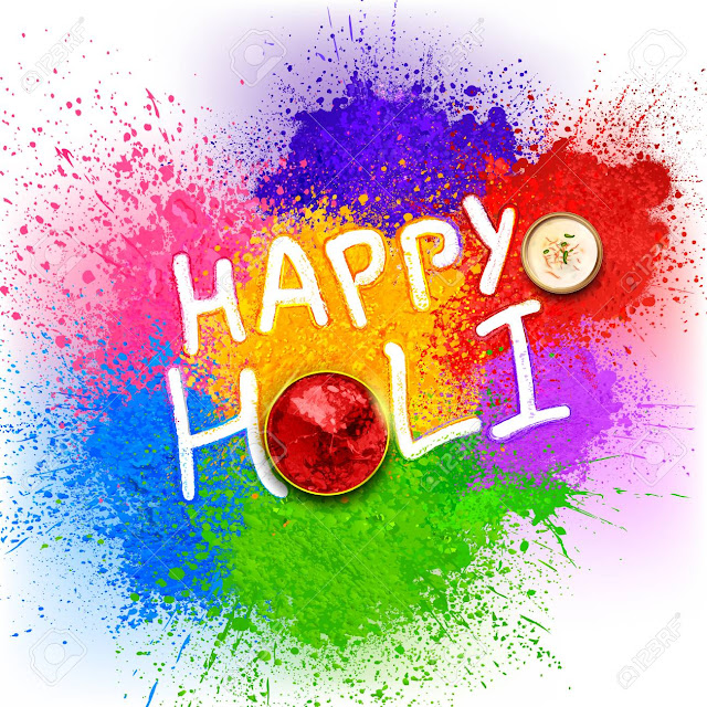 SMS holi Happy 2020