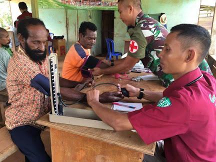 Pelayanan Kesehatan di Papua, Sumber : Klinik Asiki