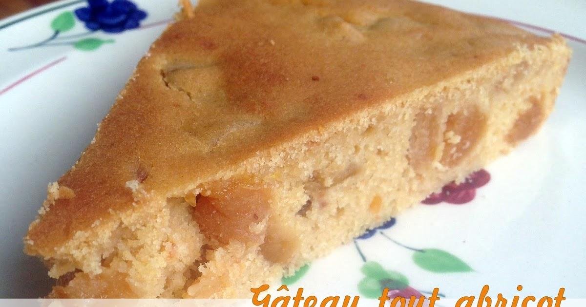 Cake Farine De Riz Et Lait De Soja