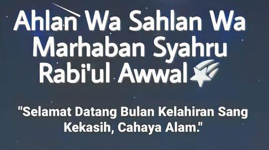 10 keutamaan Rabi'ul Awwal dari berbagai sumber
