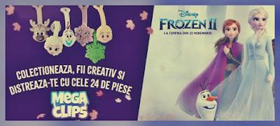 Castiga pachete Mega Popstix Frozen II Mega Image