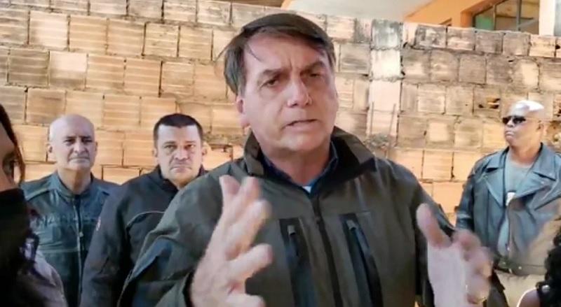 Lamento os superpoderes que o STF deu a governadores e prefeitos, afirma Bolsonaro sobre proibição de cultos e missas durante a pandemia - Portal Spy Notícias de Juazeiro e Petrolina