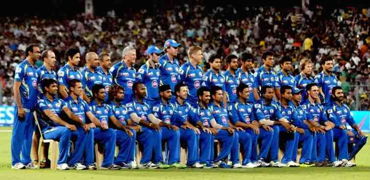Mumbai Indians Team 2017