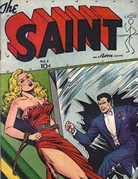 Read The Saint (1947) comic online