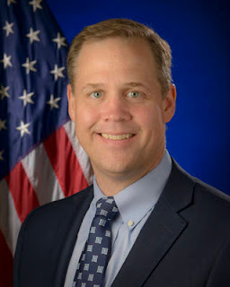 Jim Bridenstine, Administrator, National Aeronautics and Space Administration (NASA) from United States is recognized with Honorary Doctor of Earth Science