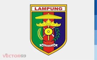 Logo Provinsi Lampung - Download Vector File EPS (Encapsulated PostScript)