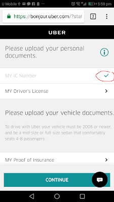 uber partner payment statement