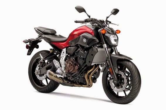 Yamaha MT-07 Review, Specs and Price