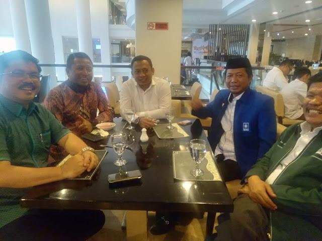 Nyatakan Siap Bertarung di Pilkada Makassar, AYP Gencar Lakukan Lobi Politik
