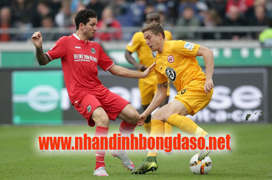 Hertha Berlin vs Eintracht Frankfurt www.nhandinhbongdaso.net