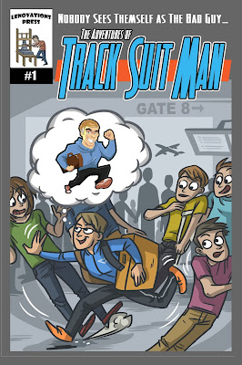 The Adventures of Track Suit Man