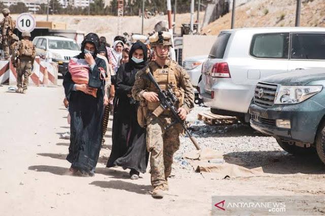 Taliban: Batas Waktu Evakuasi Pasukan Barat 31 Agustus