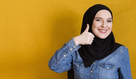 bisnis busana muslim seragam kondangan