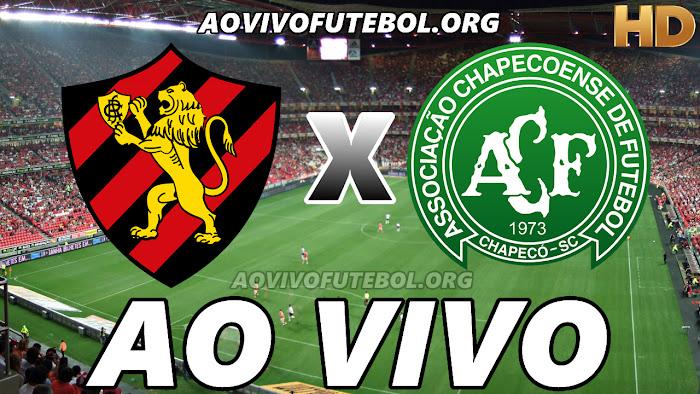 Sport x Chapecoense Ao Vivo Online na TV
