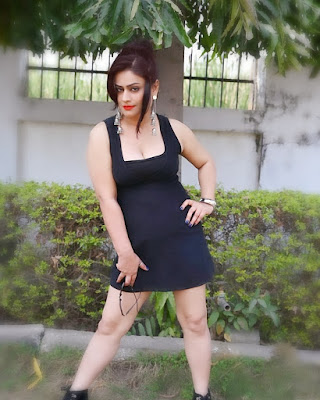 Actress Prakriti Sharma mumbai