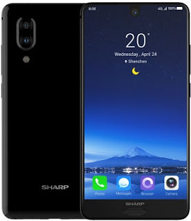 Android Review: Sharp Aquos S2 Specs & Price