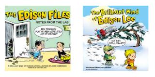 Brilliant Mind of Edison Lee Books For Sale