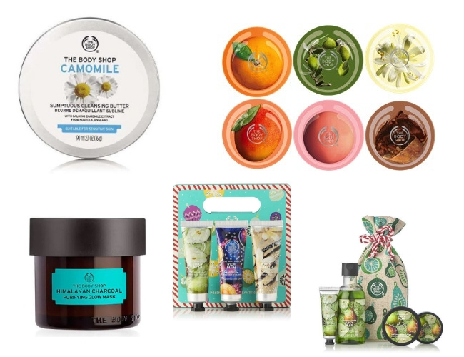 Black Friday en The Body Shop