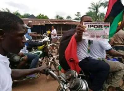 IPOB Rally Hits Gov. Hope Uzodinma's Hometown (Video)