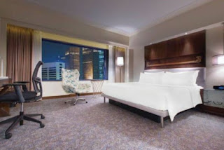 Le Meridien Jakarta, hotel untuk Anda yang sibuk berbisnis
