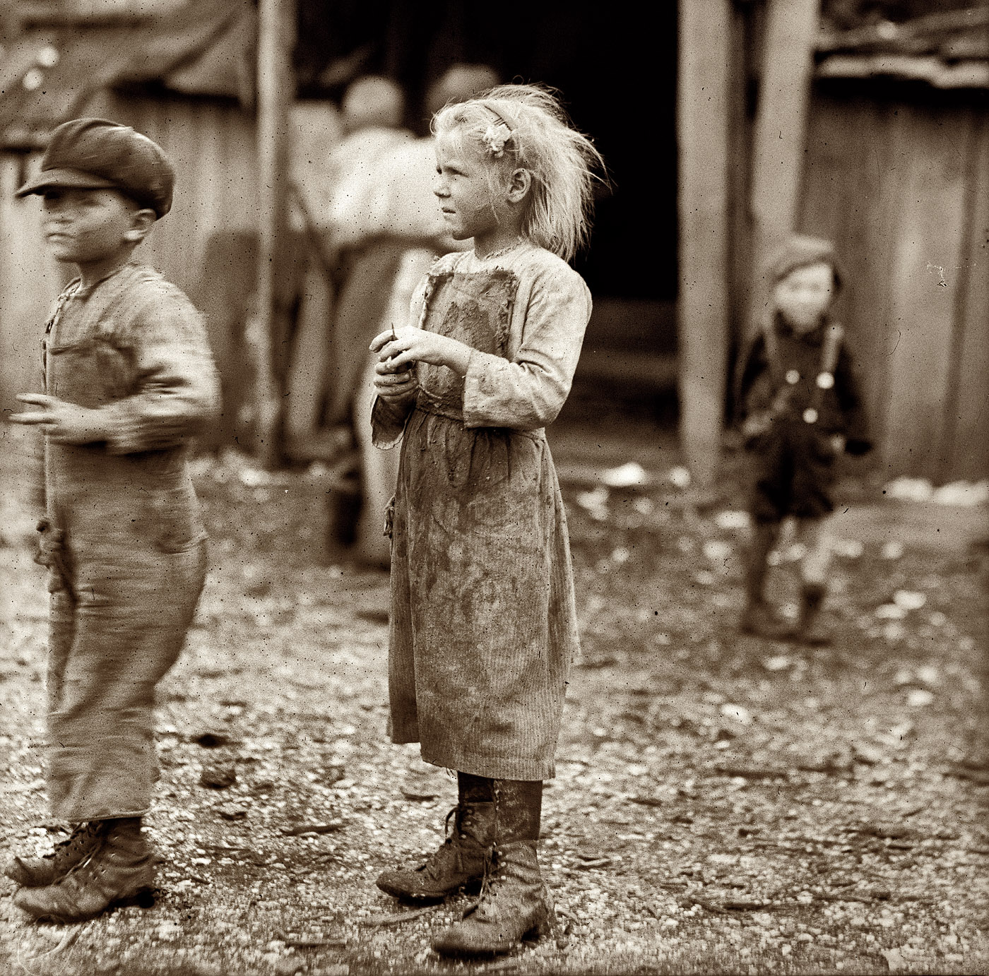 Amazing Vintage Photos Of American Children From Between
