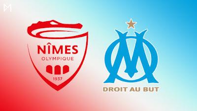 مشاهدة مباراة مارسيليا ونيم اولمبيك 4-12-2020 بث مباشرالدوري الفرنسي