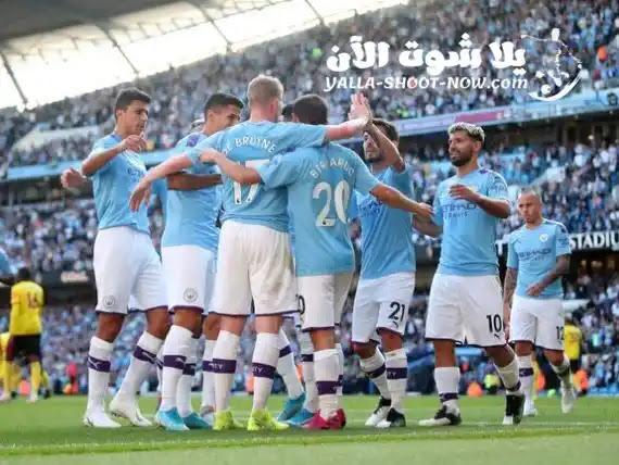 موعد مباراة مانشستر سيتي وليستر سيتي في الدوري الانجليزي