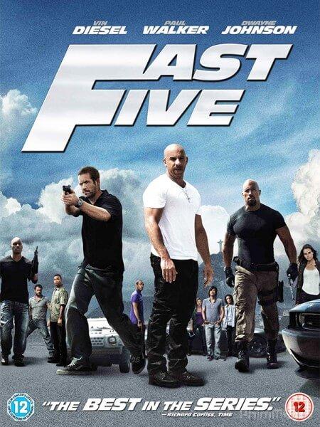 qua nhanh qua nguy hiem 5: phi vu rio - fast five: the rio heist 2011 vietsub