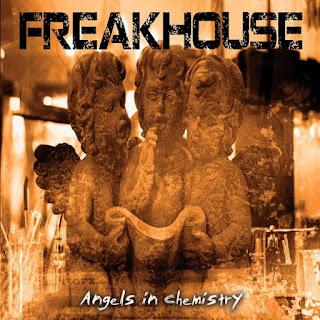 """Το lyric video των Freakhouse για το τραγούδι """"This Is A War"""" από τον δίσκο """"Angels in Chemistry"""""""