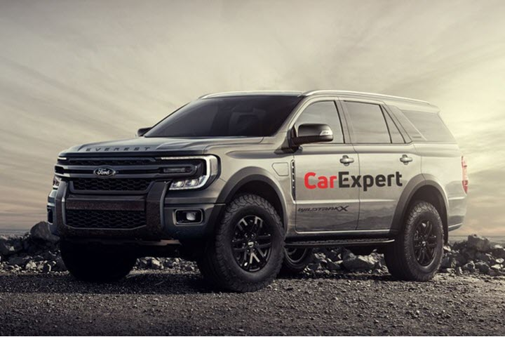 Ford Ranger và Everest 2022 sẽ được trang bị động cơ hybrid